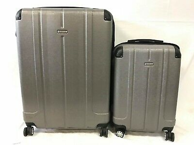 3e32ac1af Ricardo Beverly Hills 2-Piece Lightweight Hardside Spinner Set - GRAY