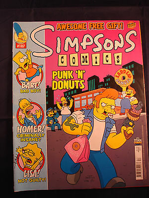 The Simpsons Comic - August 2011 - # 187