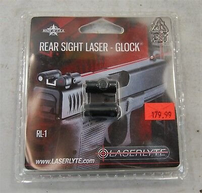 LASERLYTE GLOCK REAR Sight Laser