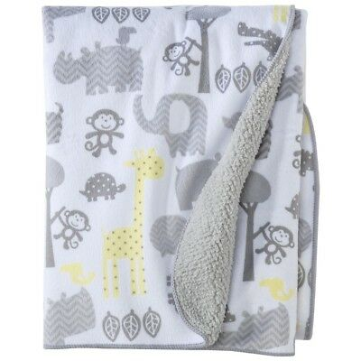 Soft Baby Blanket by Circo
