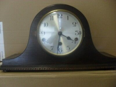 Nap hat Mantel Clock with Westminster chime