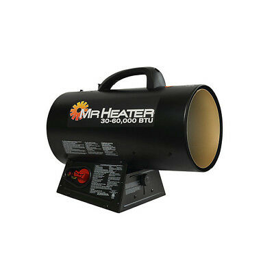 Mr Heater F271370 Forced Air Propane Heater 30000 - 60000 Bluetoothu Hr