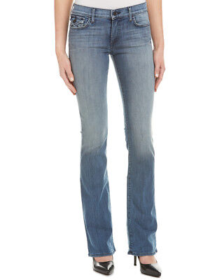 True Religion Becca Earth's Mystery Mid-Rise Bootcut