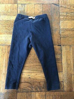 Tiny Cottons Grid pants 2y