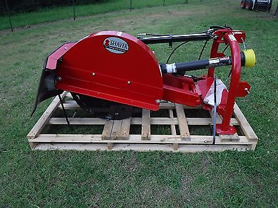 3 Point Tractor Attachment - Shaver SC-50 PTO Driven Stump Grinder - Ship $299