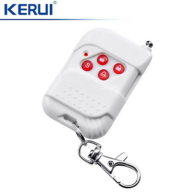 Wireless Remote Controller For KERUI Home House Burglar Securtity Alarm System