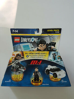 Lego Dimensions Level Pack 71248 Mission Impossible Neu OVP