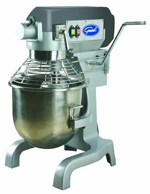 General Food Equipment Gem 120 – 20 Litre Mixer