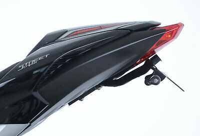 Triumph Street Triple RX 2015-2016 R&G Racing tail tidy number plate holder