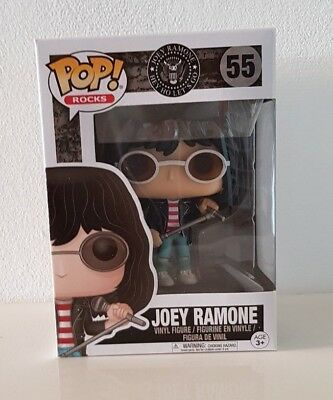 Funko POP! - Rocks: Joey Ramone #55