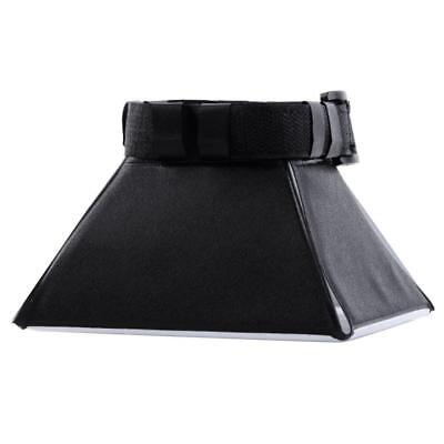 13x10cm flash diffuseur softbox pour canon nikon pentax flash studio