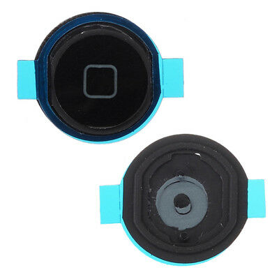 For Apple iPad Air 5th Gen Home Button Key Grommet Rubber Seal Black A1475 A1476