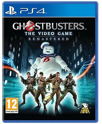 Ghostbusters Videogioco Ps4 Gioco Play Station 4 Italiano Sigillato Co-Op Ita