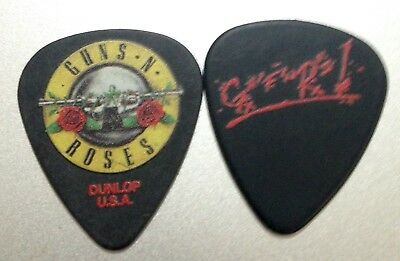 Guns n' Roses Richard Fortus Guitar Pick - Not in This Lifetime Tour