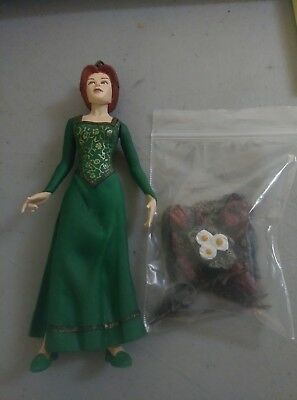 Loose shrek fiona figure with some accessories