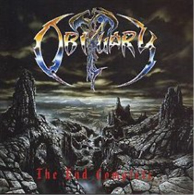 Obituary-The End Complete  CD NUOVO
