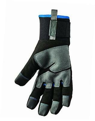 proflex 817wp reinforced thermal waterproof insulated work gloves, touchscreen