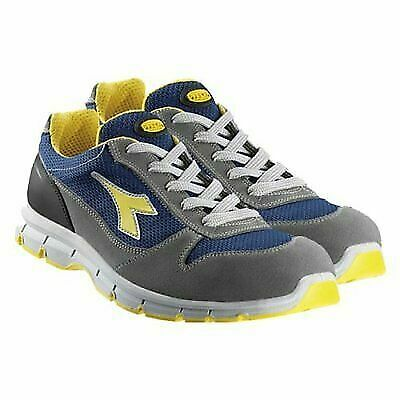 SCARPE FLASH RUN tx gri basse 39 s1p diadora EUR 83,00