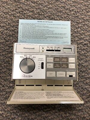 Honeywell T8200-A-1095 Thermostat