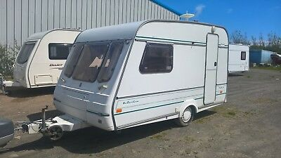 touring caravan 2 berth