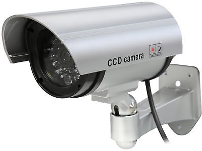 Rosewill Fake Security Surveillance CCTV Dummy Camera with LED Light RSCM-18001
