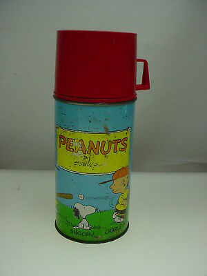 Thermos Peanuts Thermos Charlie Brown Lucy Snoopy
