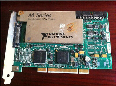 National Instruments NI PCI-6251 Card M-Series Multifunction DAQ Device Tested