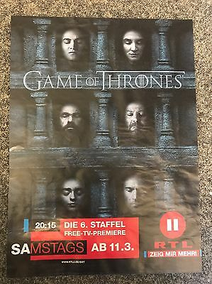 Game Of Thrones, Staffel 6, Poster