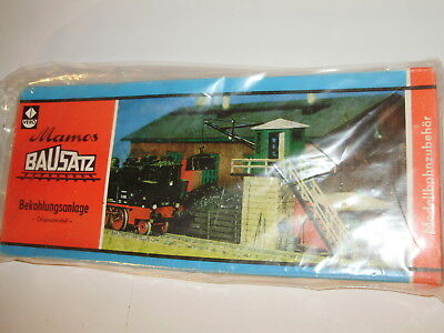 Vero Coal bunker kit. New in Box. Unassembled. HO Scale. Made in Germany