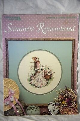 Leisure Arts Leaflet 392 Summer Remembered by Paula Vaughan Pattern