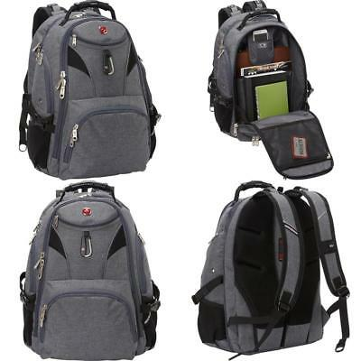 519f153c66 SWISSGEAR TRAVEL GEAR 5977 Laptop Backpack- EXCLUSIVE Grey -  91.34 ...