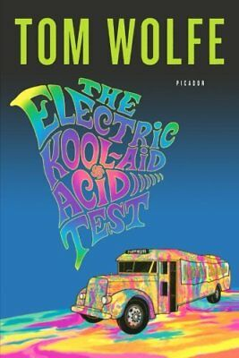 The Electric Kool-Aid Acid Test by Tom Wolfe (Paperback) (Road Travel) NEW