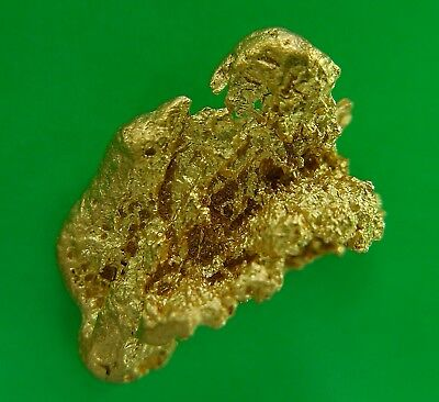 Gold Nugget 1.73 gms  Australian / Natural / Gold Nuggets