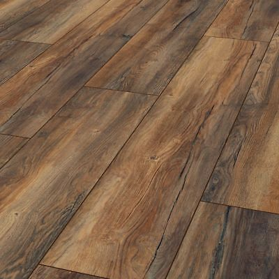 Laminat Kronotex Exquisit Harbour Oak D3570 mit Leiste & Dämmug ab 12,99 €/m²