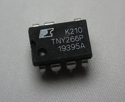 TNY266PN TNY266P TNY266 Energy Efficient Off-Line Switcher Power inkl IC Fassung