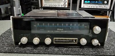 McIntosh MX114 Tuner / Preamplifier