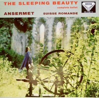 SPEAKERS CORNER / DECCA SXL-2160/2: Tchaikovsky Sleeping Beauty ANSERMET 2011 SS