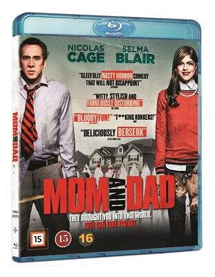 Mom and Dad Blu Ray