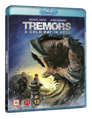 Tremors A Cold Day in Hell Blu Ray