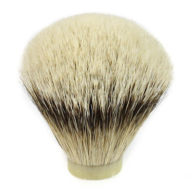 Silvertip Badger Hair Shaving Brush Knot (20mm - 28mm)