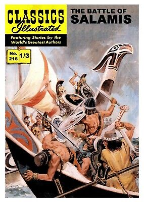 Ci - European Series Translated Into English  - The Battle Of Salamis