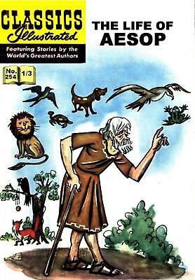 Ci - European Series Translated Into English  - The Life Of Aesop