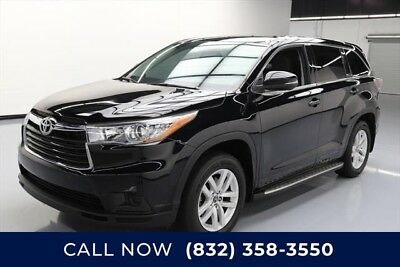 Toyota Highlander AWD LE 4dr SUV Texas Direct Auto 2016 AWD LE 4dr SUV Used 3.5L V6 24V Automatic AWD SUV