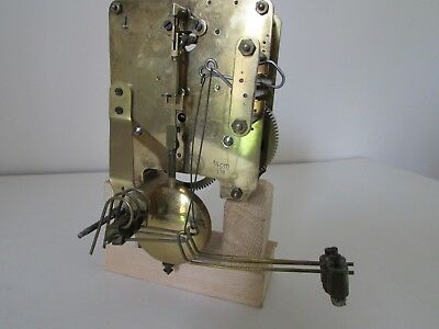 Vintage KIENZLE Mantel Clock Movement Ting Tang striking - GWO