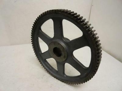 "175162 Old-Stock, Boston NH84-1.43 External Tooth Spur Gear, 84 Tooth,  1.43"" ID"
