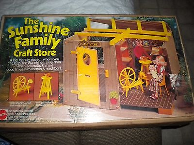The Sunshine Family Craft Store For Parts Only Some Missing Broken Van Parts