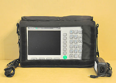 Anritsu S820D SiteMaster Broadband Cable & Antenna Analyzer