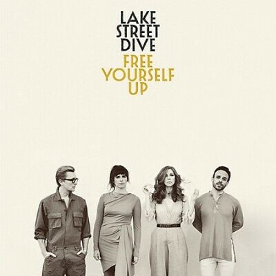 LAKE STREET DIVE Free Yourself LP NEW VINYL Nonesuch