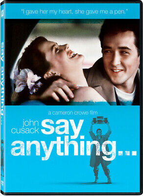 Say Anything [New DVD] Anniversary Edition, Dolby, Dubbed, Subtitled, Widescre