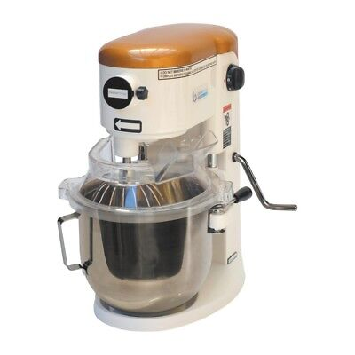 Commercial Robot Coupe Planetary Pizza Bread Cake Dough Blender Mixer Sp502-A
